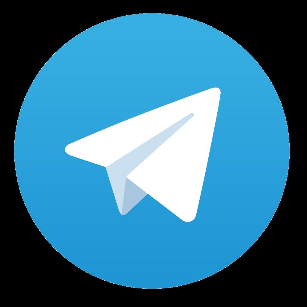 Телеграм канал для заявок